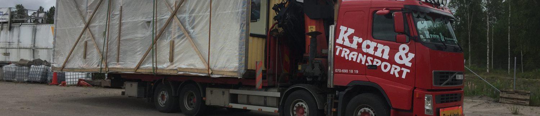 Kran & Transport i Bollnäs AB